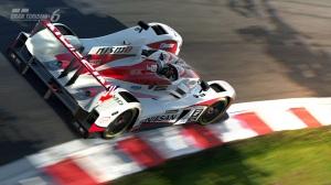 Nissan Zytek LMP2 Greaves Motorsport