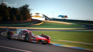 Gran Turismo 6: Nissan GT-R LM